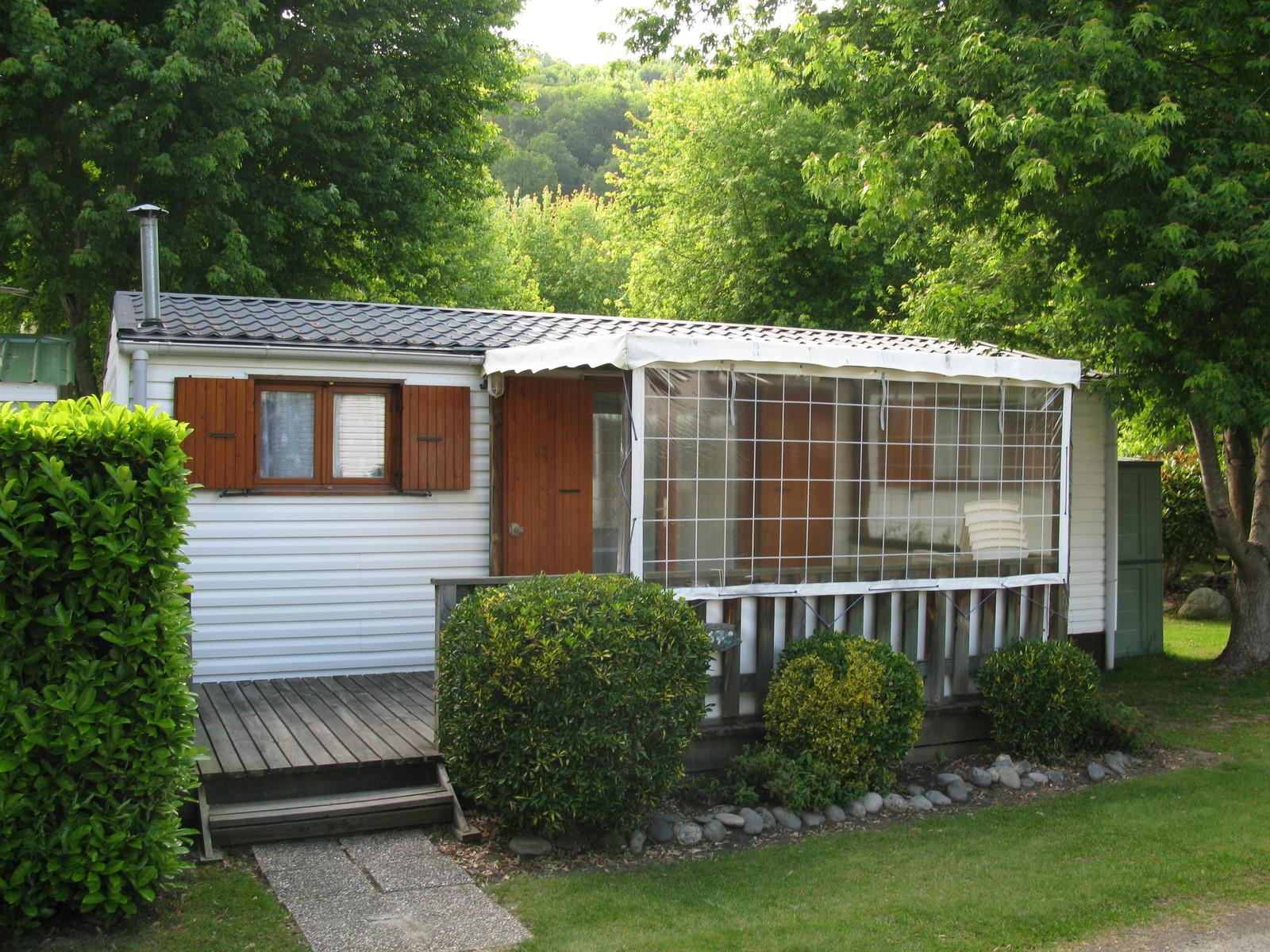 Location - Mobilhome Loisirs Confort 21/24M² (2 Chambres) - Sunêlia Camping Les 3 Vallées