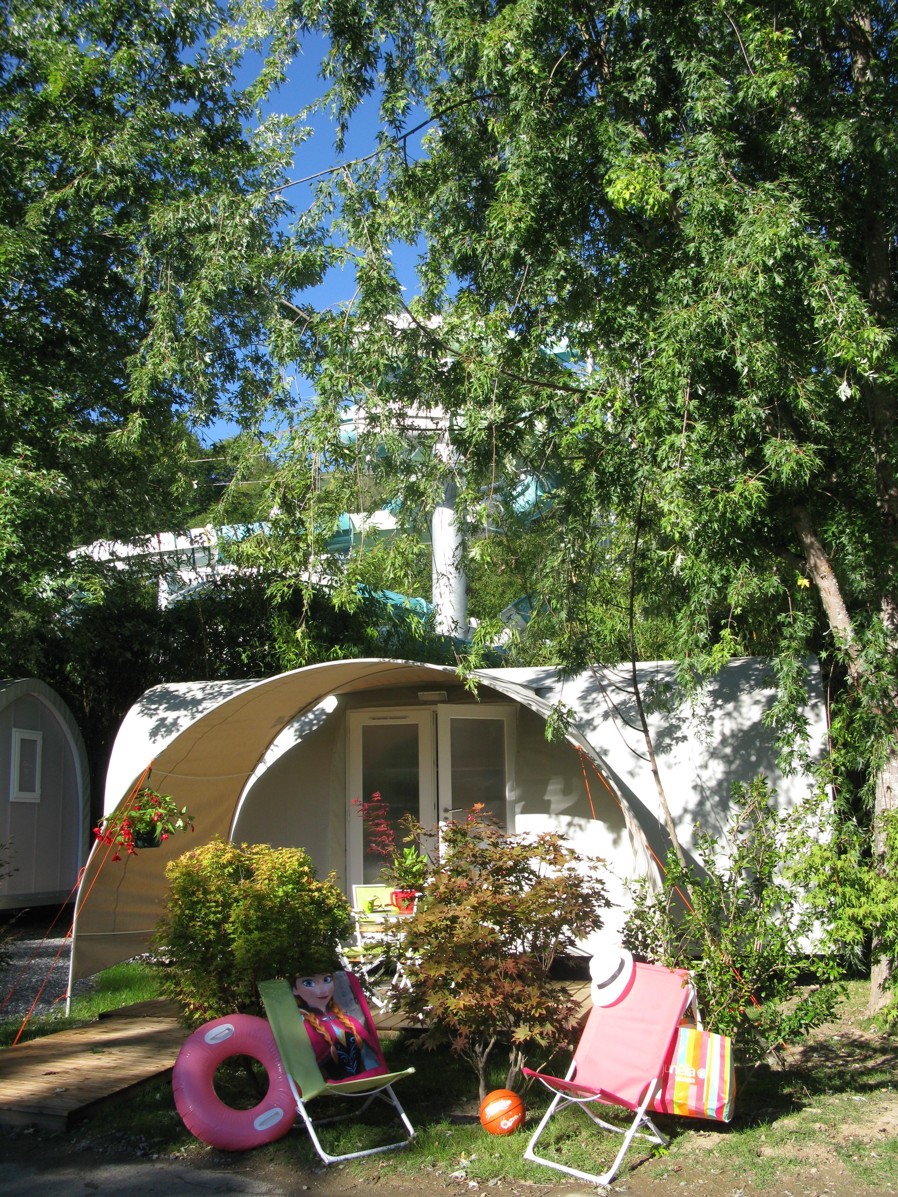Location - Sunêlia Lodge Coco Sweet 16 M² (2 Chambres) - Sunêlia Camping Les 3 Vallées