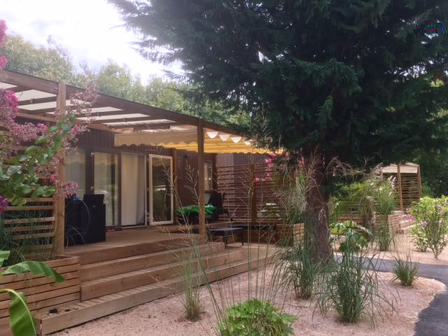 Location - Sunelia Prestige Oasis 40M² (3 Chambres + 2 Salles De Bain) Wifi Offert Et 1 Vélo Électrique - Sunêlia Camping Les 3 Vallées