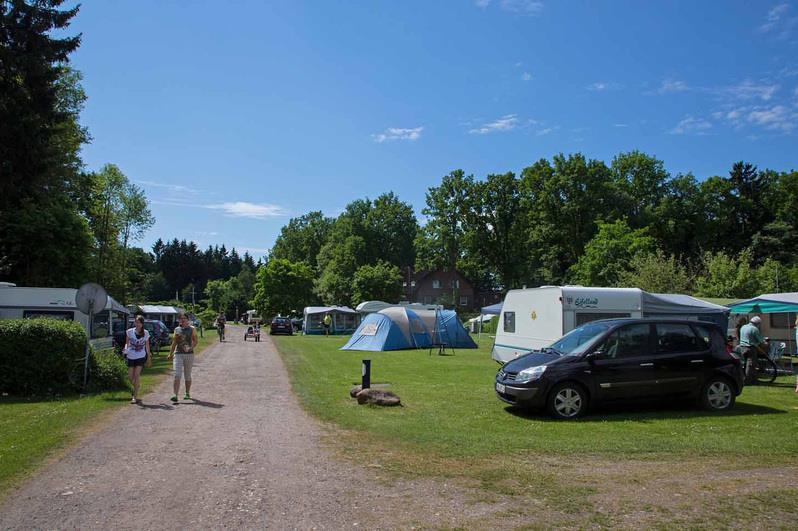 Emplacement - Emplacement Tente - Camping Zum Oertzewinkel