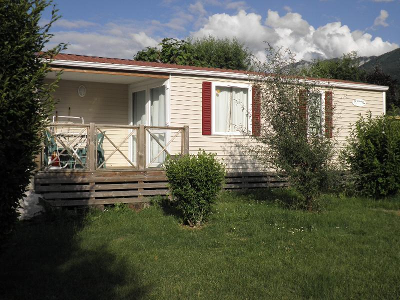Location - Mobilhome Ohara (3 Chambres) 37.4M² - Camping Vieille Église