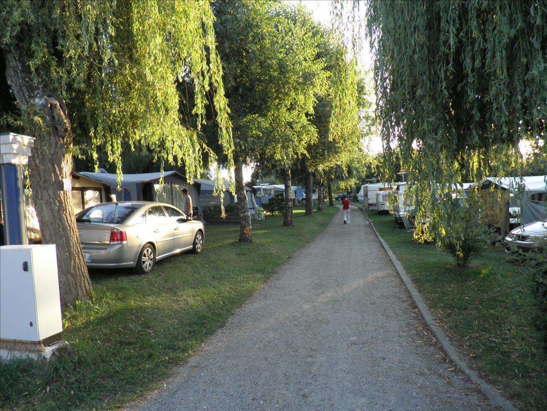 Camping la Vieille Eglise, Lugrin, Haute-Savoie