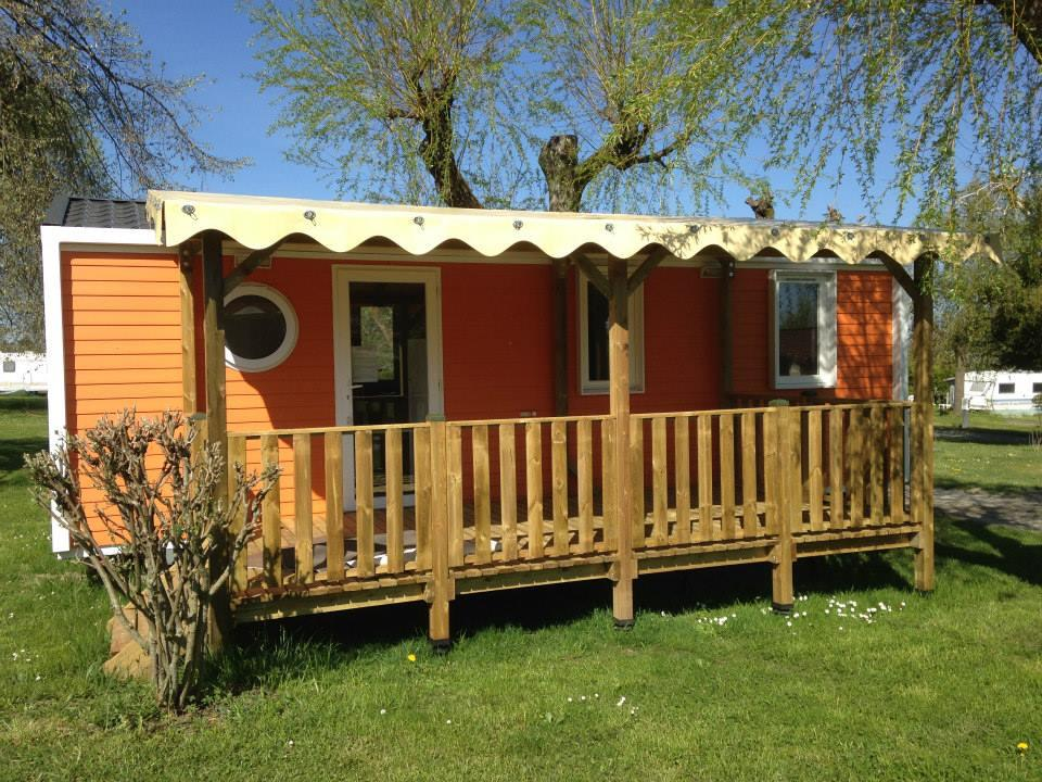 Location - Mobilhome Ohara (3 Chambres) - Grande Largeur 39.9M² - Camping Vieille Église