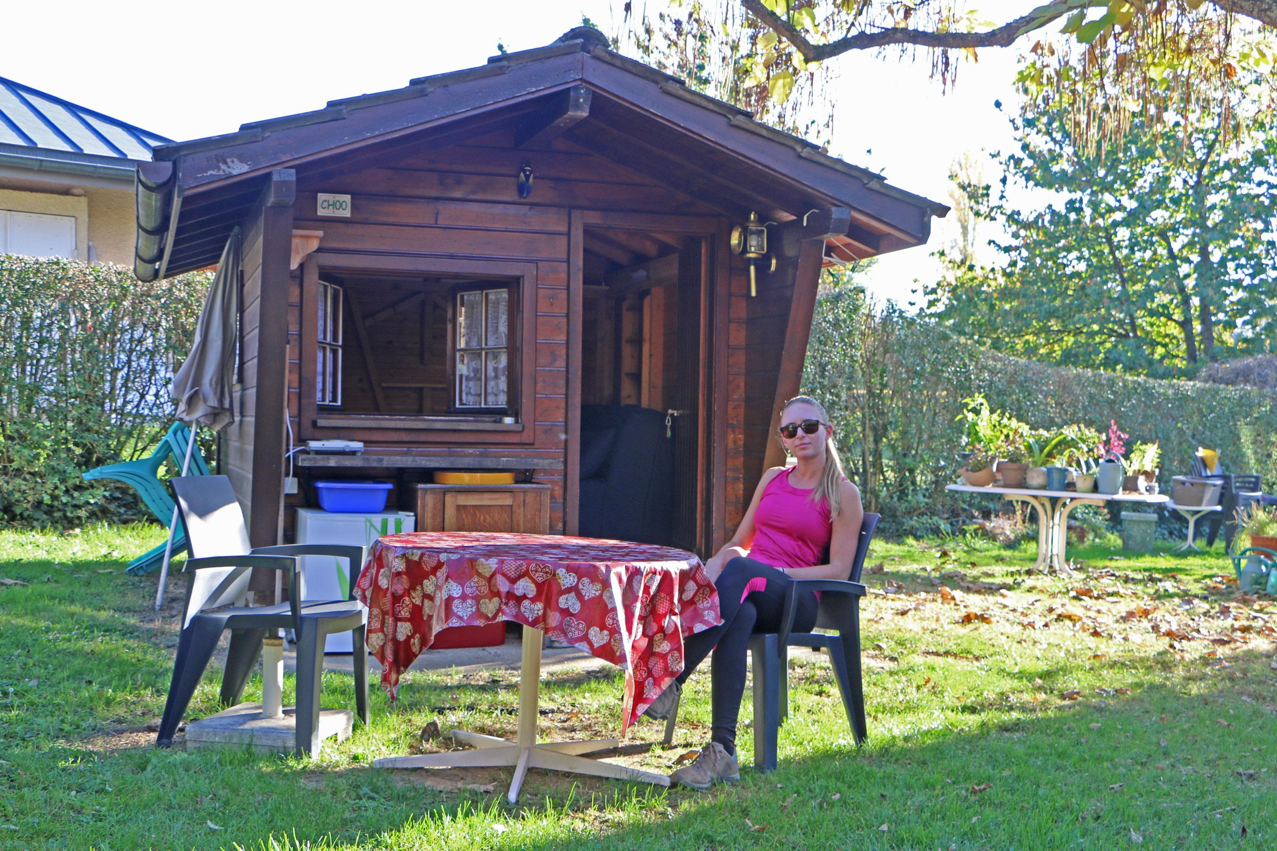 Location - Chalet 7M² 2 Pers Sans Sanitaire - Camping Du Chatelet