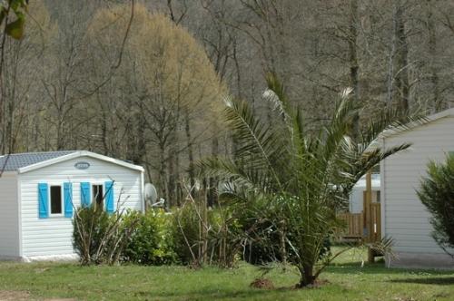 Location - Mobil-Home Super Astria A, (Ensoleille) Semaine Ou Nuitées - Camping Le Bois du Coderc