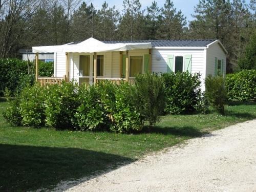 Location - Mobil-Home/Titania Super Confort Semaine Ou Nuitées - Camping Le Bois du Coderc