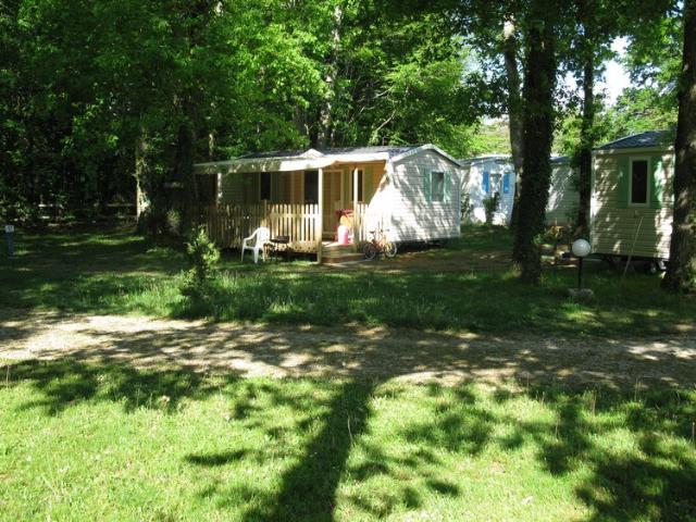 Location - Mobil-Home Super Mercure 2011 Semaine Ou Nuitées - Camping Le Bois du Coderc