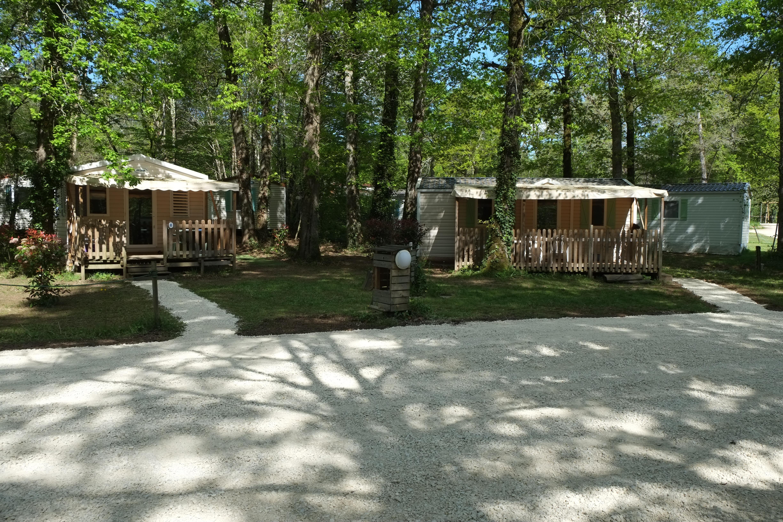 Camping le Bois du Coderc***, Antonne-et-Trigonant, Dordogne