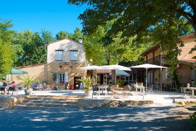 Camping le Clou, Coux-et-Bigaroque, Dordogne