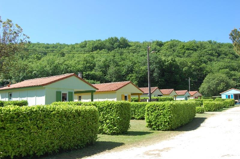 Camping la Draille, Souillac, Lot