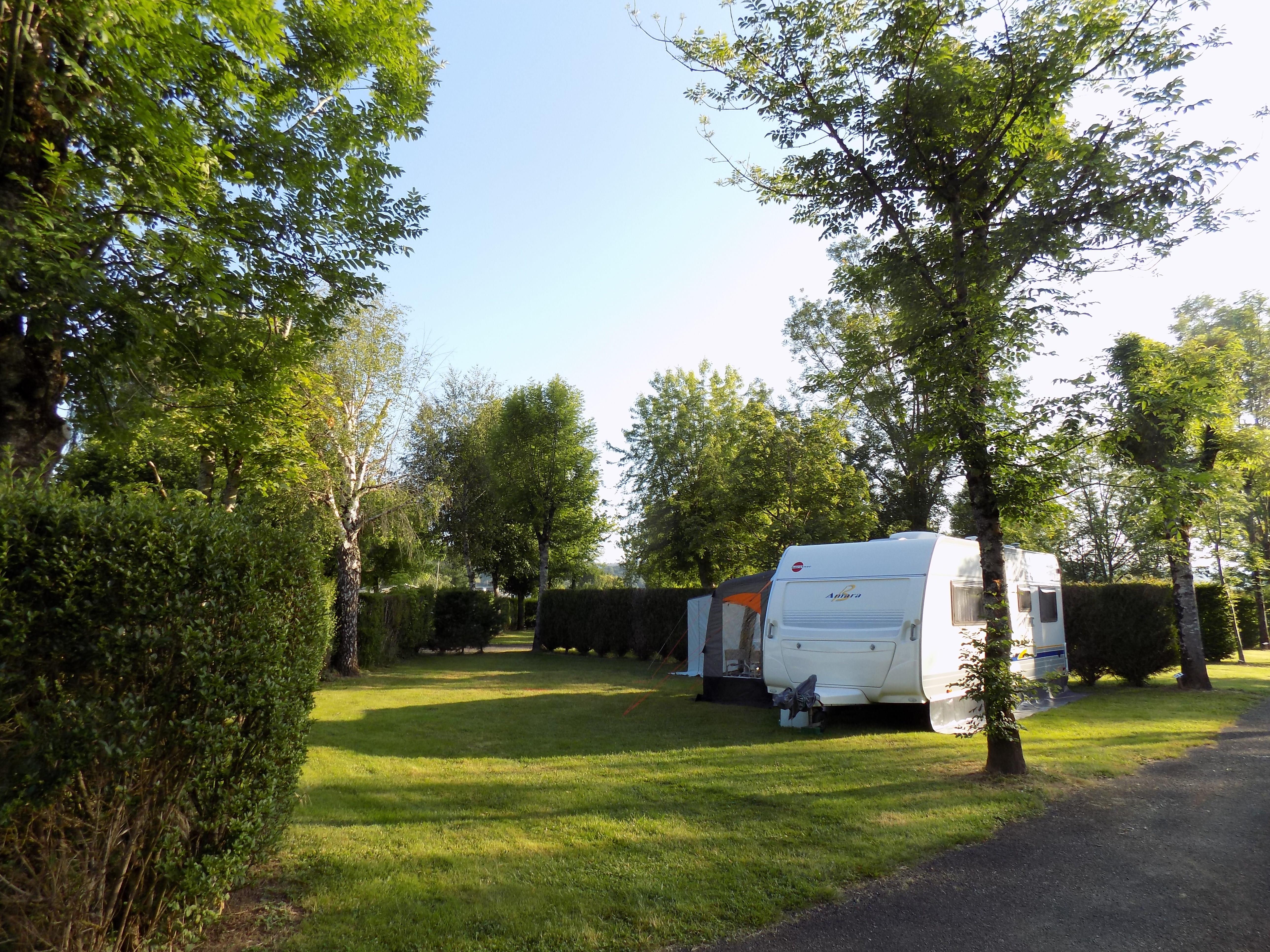 Camping la Salvinie, Terrasson-Lavilledieu, Dordogne