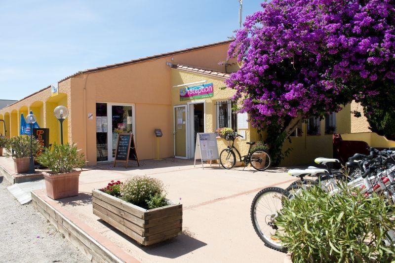Chadotel Camping Le Roussillon - Saint-Cyprien-Plage