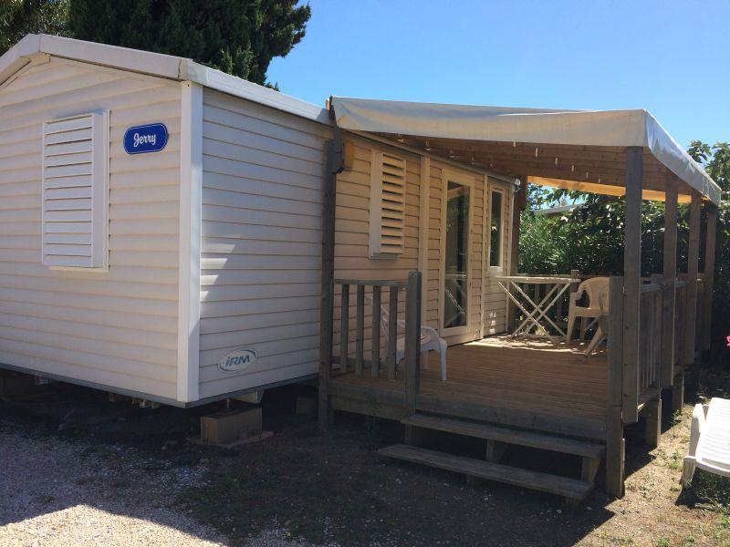 Location - Mobil-Home Adriatique 2 Chambres - Chadotel Camping Le Roussillon