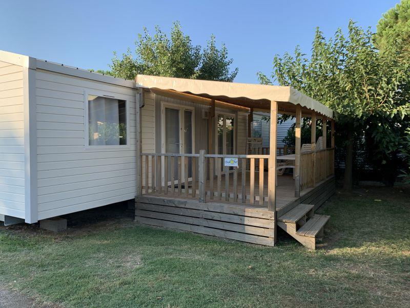 Location - Mobil-Home Quatro - 4 Chambres - Chadotel Camping Le Roussillon