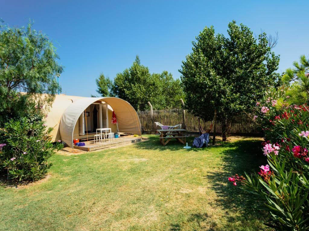Location - Coco Lodge - Chadotel Camping Le Roussillon