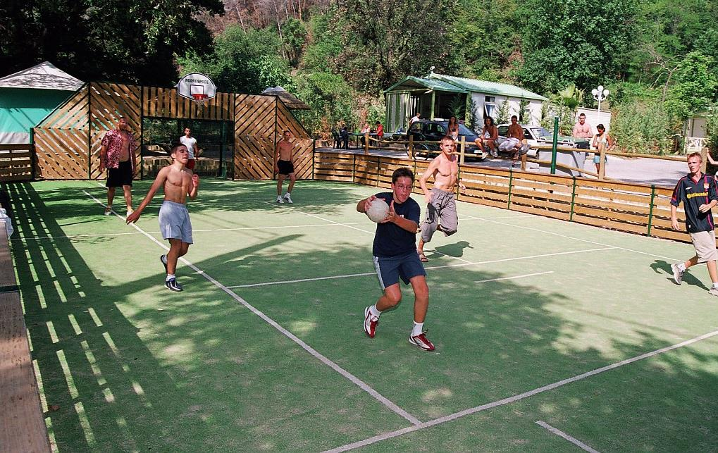 Camping Green Park, Cagnes-sur-Mer, Alpes-Maritimes