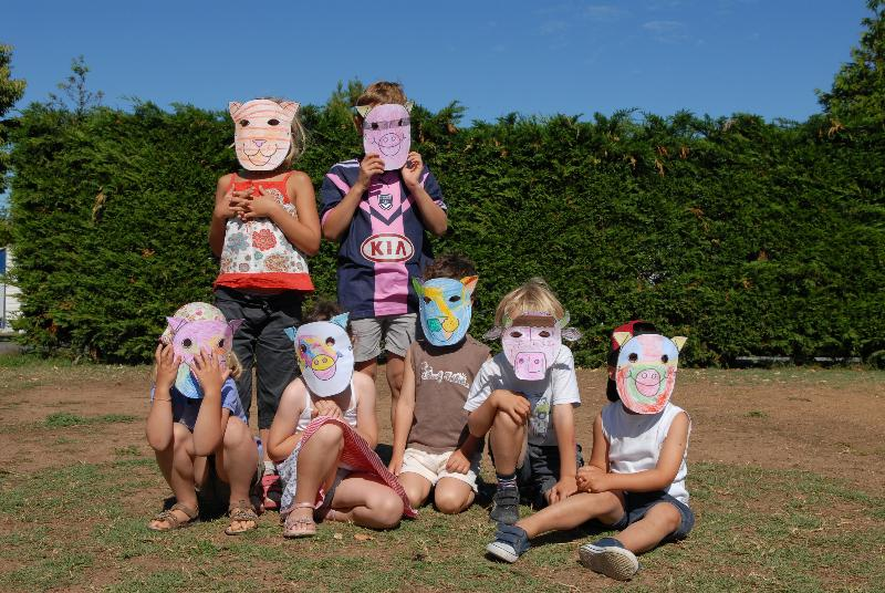 Animations Flower Camping Les Ilates - Loix