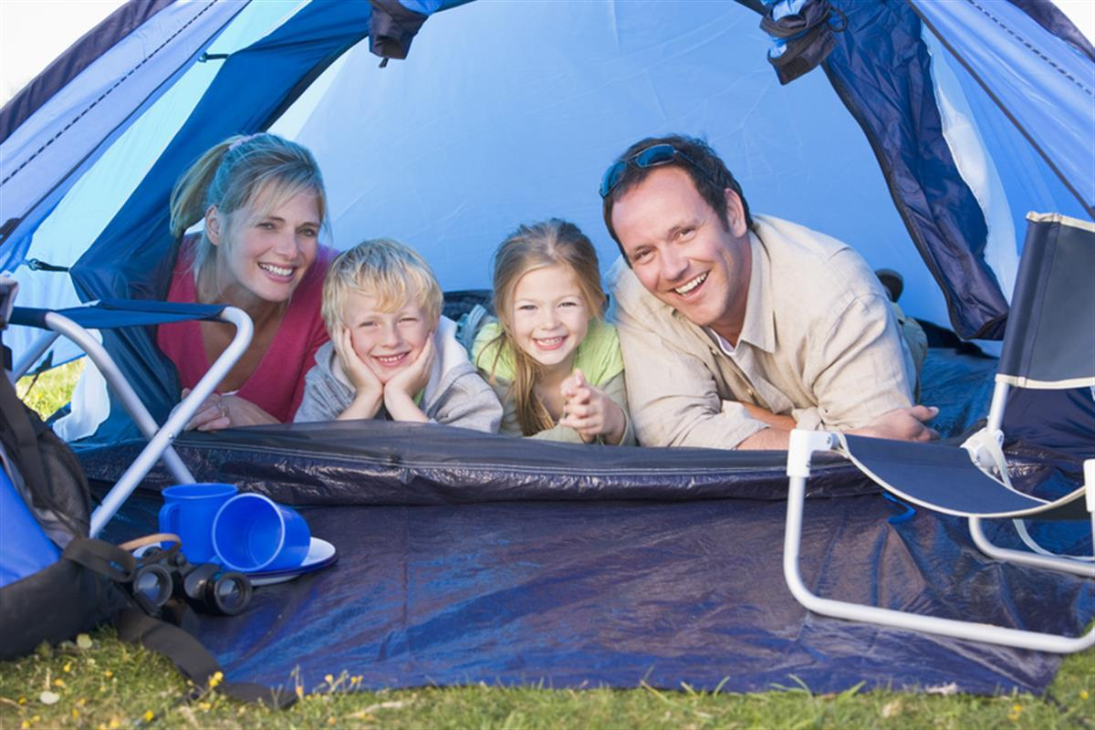 Camping le Kernest, Bangor, Morbihan
