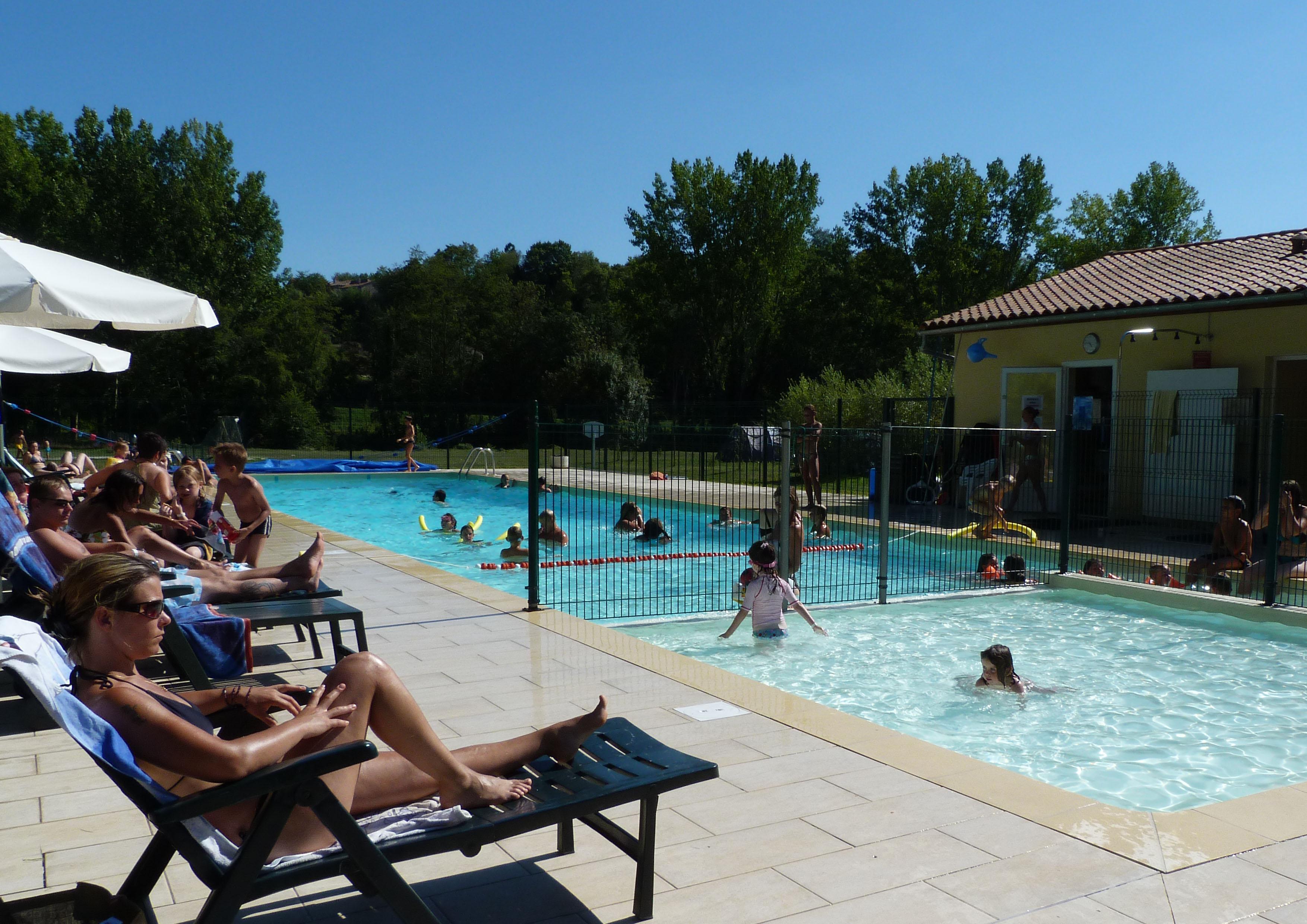 Municipal Camping la Dordogne Verte, Saint-Aulaye, Dordogne