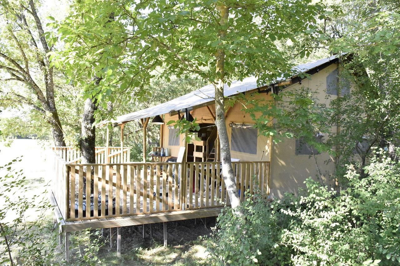 Camping l'Hirondelle de St Ferreol, Menglon, Drôme