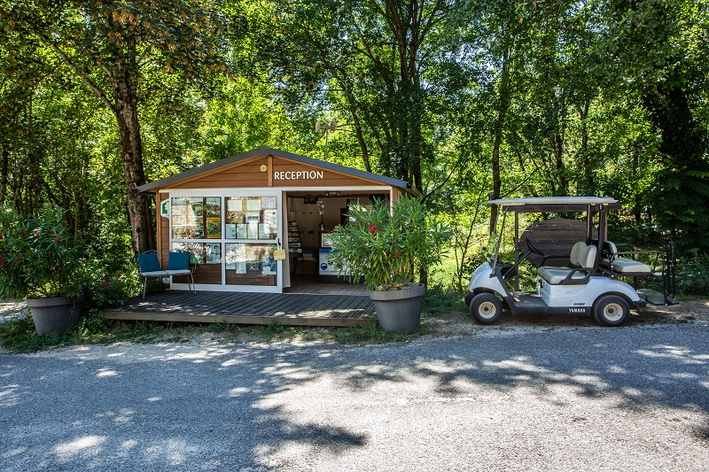 Camping de la Marette, Joannas, Ardèche