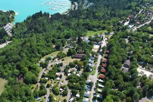Camping Trelachaume, Maisod, Jura