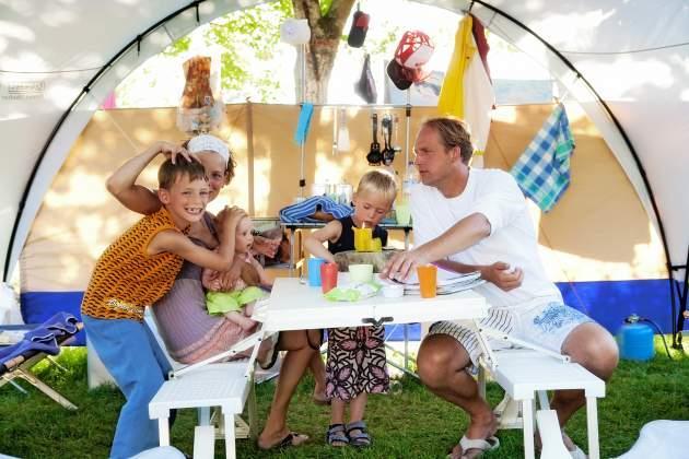 Camping Lac d'Orient, Mesnil-Saint-Père, Aube