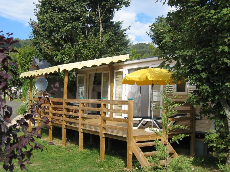 Camping le Pré Bas, Chambon-sur-Lac, Puy-de-Dôme