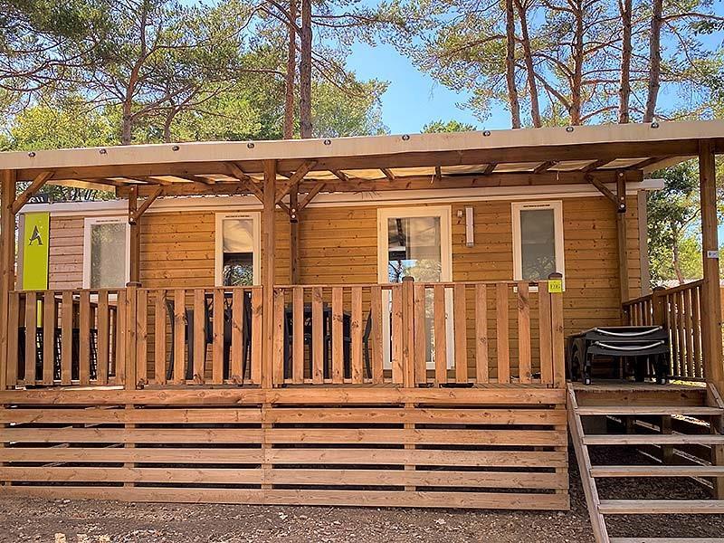Location - Mobil Home Ciela Family - 32M² - 3 Chambres - Camping La Farigoulette