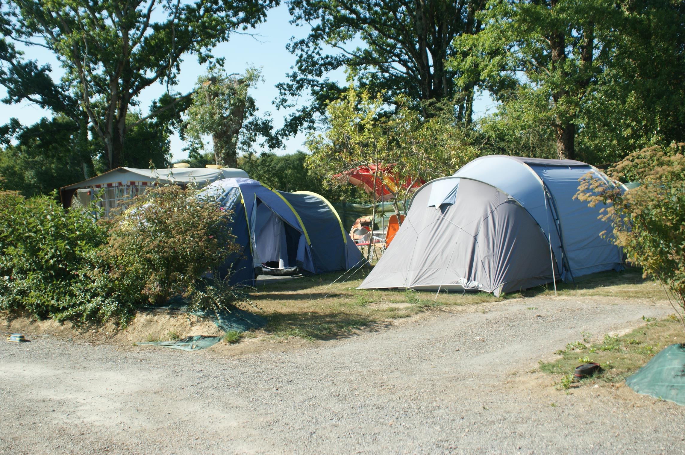 Camping les Embruns, Camoël, Morbihan