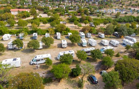 Emplacement - Emplacement - Camping Klenovica
