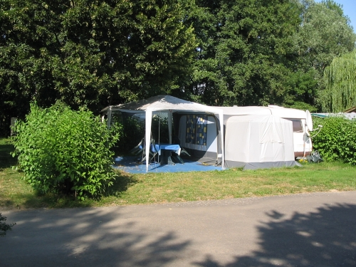 Pitch - Pitch Caravan - Tent - Camping-Car - Camping Le Vieux Moulin