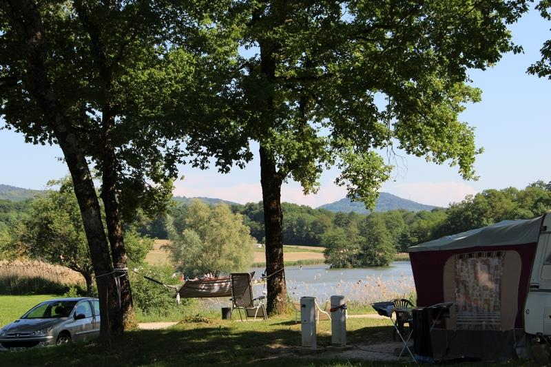 Pitch - Pitch For Caravan Or Motor-Home - Camping Municipal La Grange du Pin