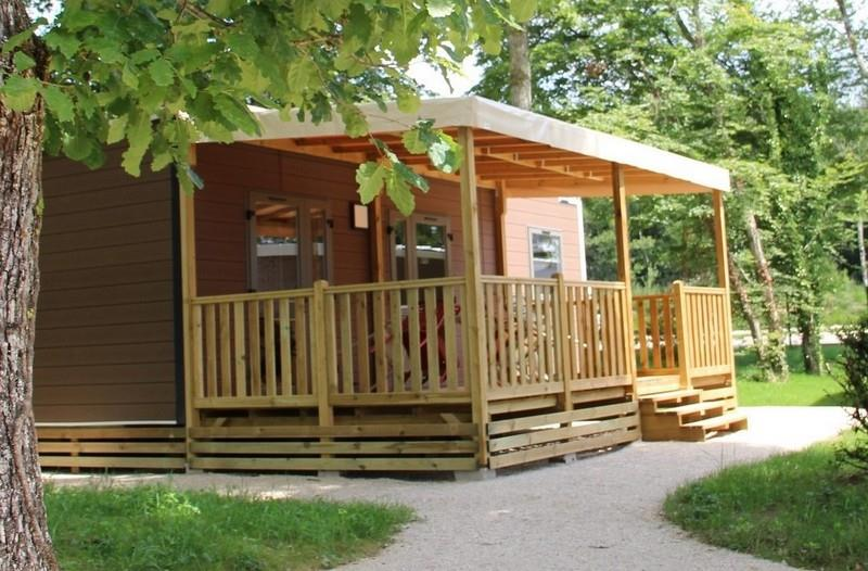 Accommodation - Mobilhome Vacances - Camping Municipal La Grange du Pin