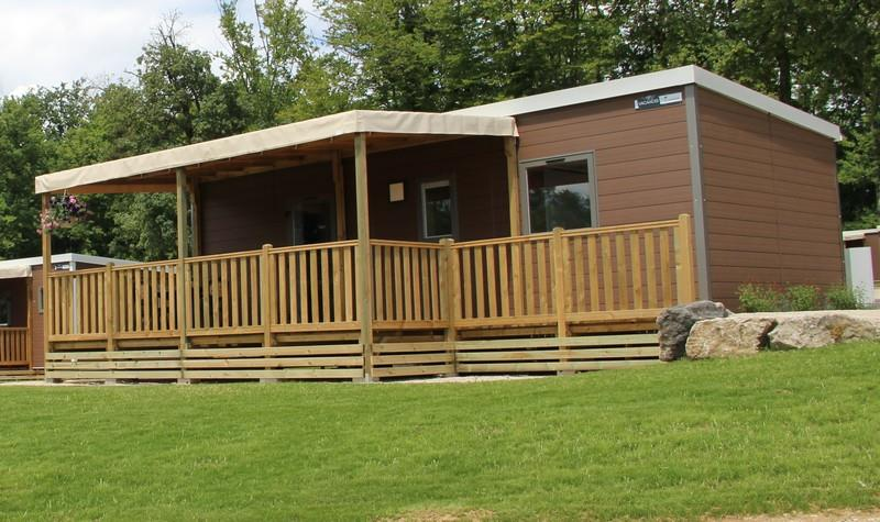 Accommodation - Stacaravan Vacances - Adapted To The People With Reduced Mobility - Camping Municipal La Grange du Pin