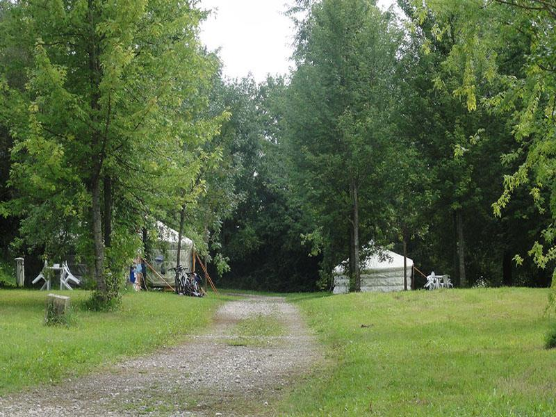 Camping Domaine De Mépillat