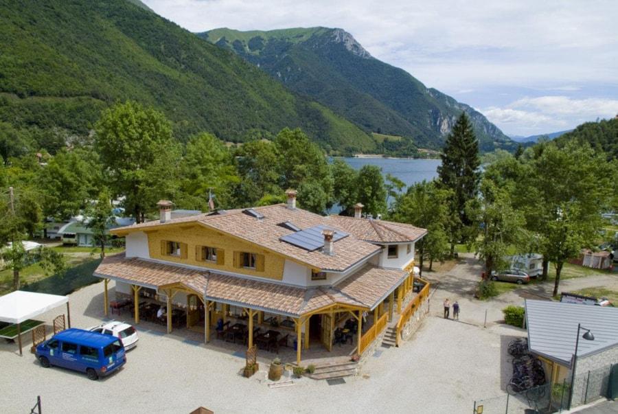 Campeggio Al Lago - Pieve Di Ledro