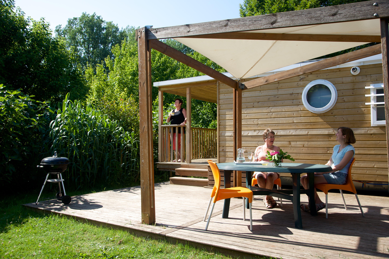 Location - Cottage Belle Vue - Camping Le Paradis
