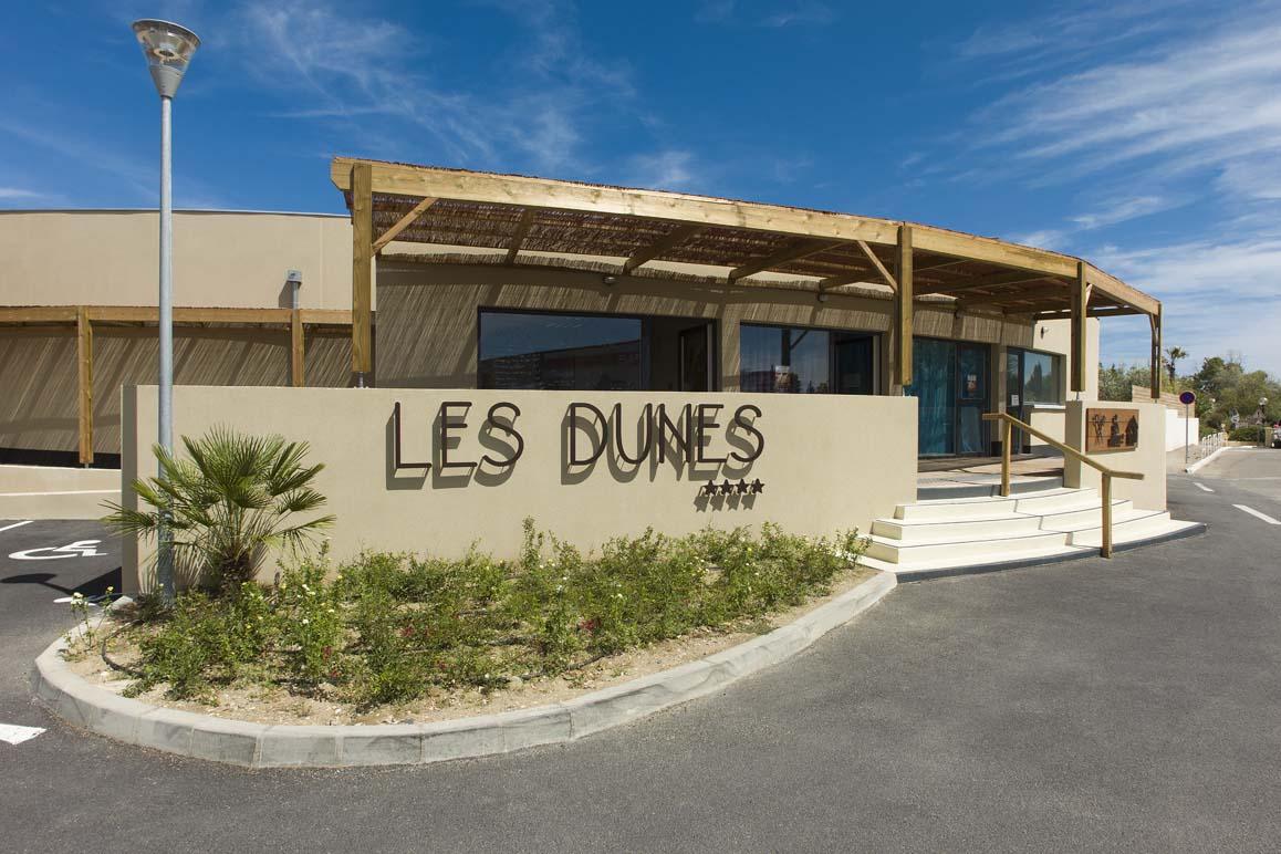 Camping les Dunes, Torreilles, Pyrénées-Orientales