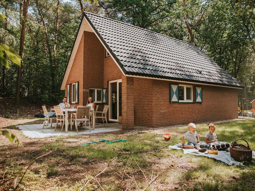 Location - Bungalow - Vakantiepark Beerze Bulten