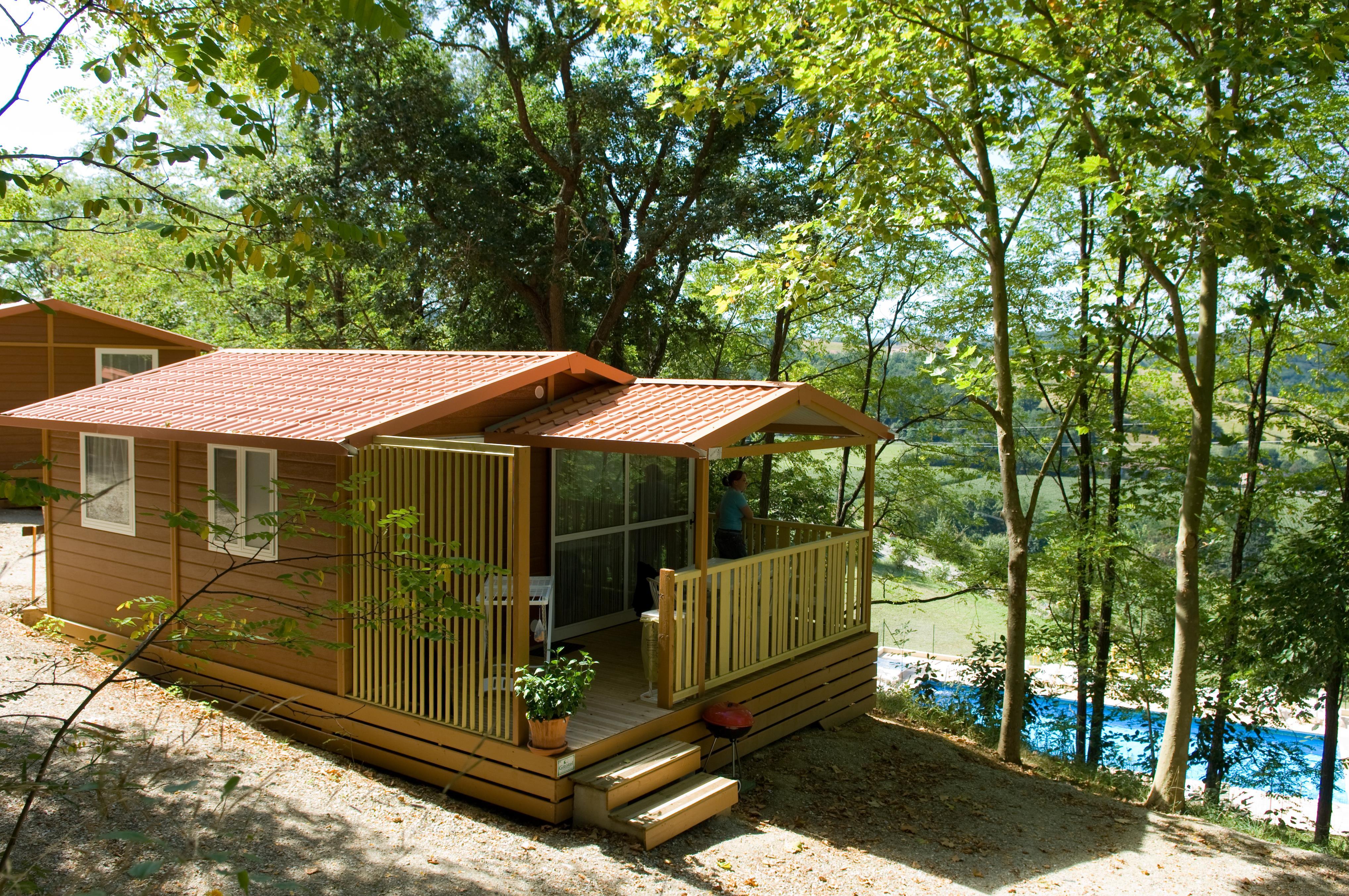 Cottage 1 à 5 personnes