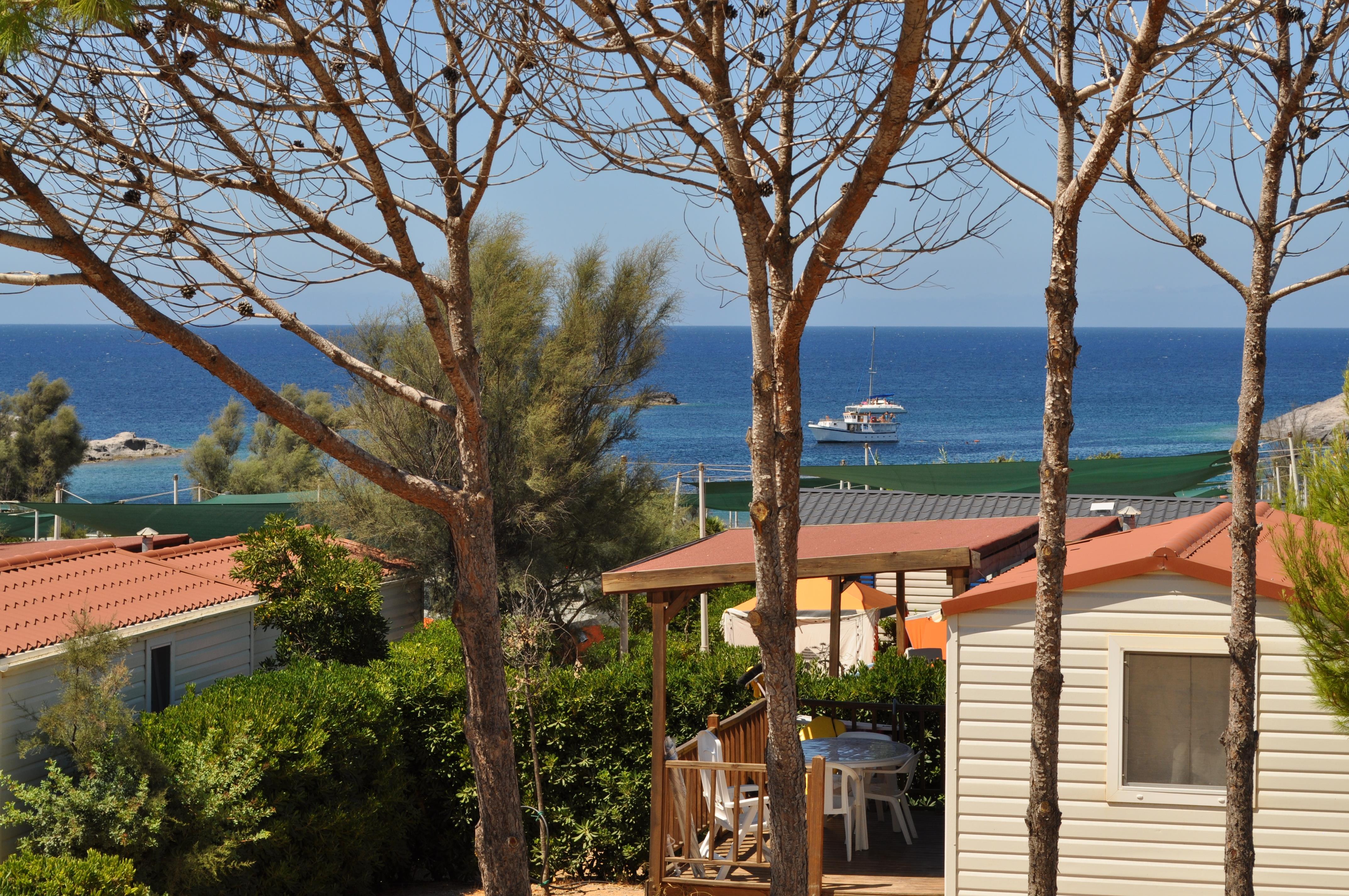 Location - Mobilehome Capri - Camping Tonnara