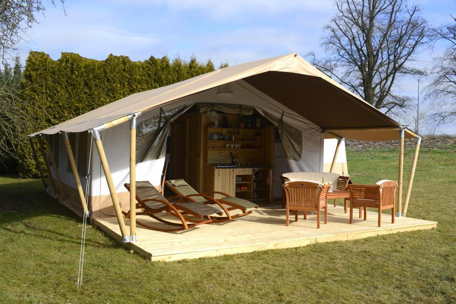 Location - Tente Deluxe - Camping Tonnara