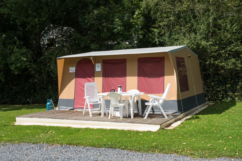 Location - Tente Confort - Camping Floreal Het Veen