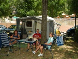 Pitch - Pitch Two Person Package - Camping des Gorges