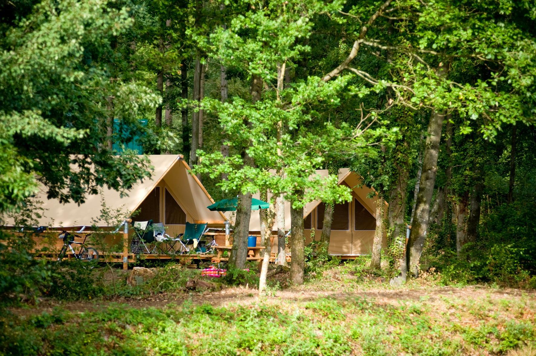 Camping Huttopia Senonches, Senonches, Eure-et-Loir