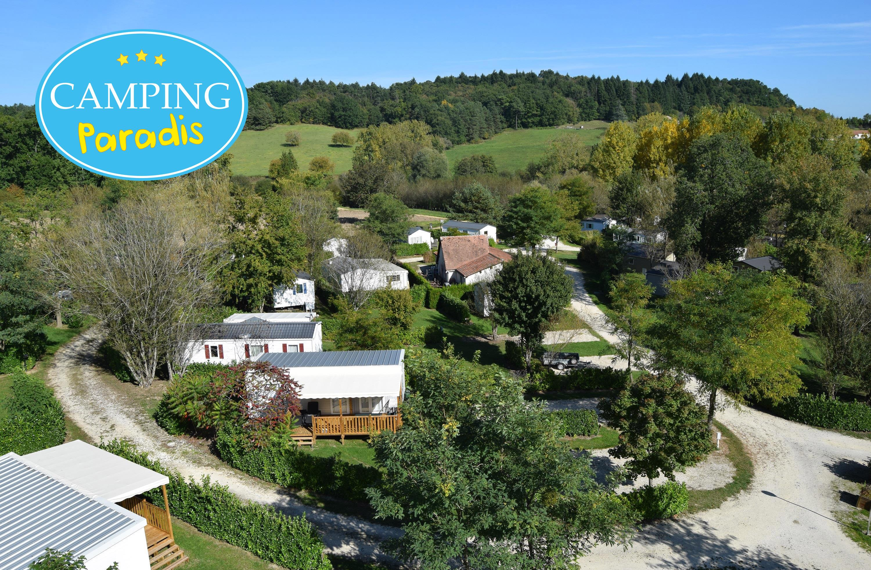 Camping les Etangs du Plessac, Saint-Felix-de-Bourdeilles, Dordogne