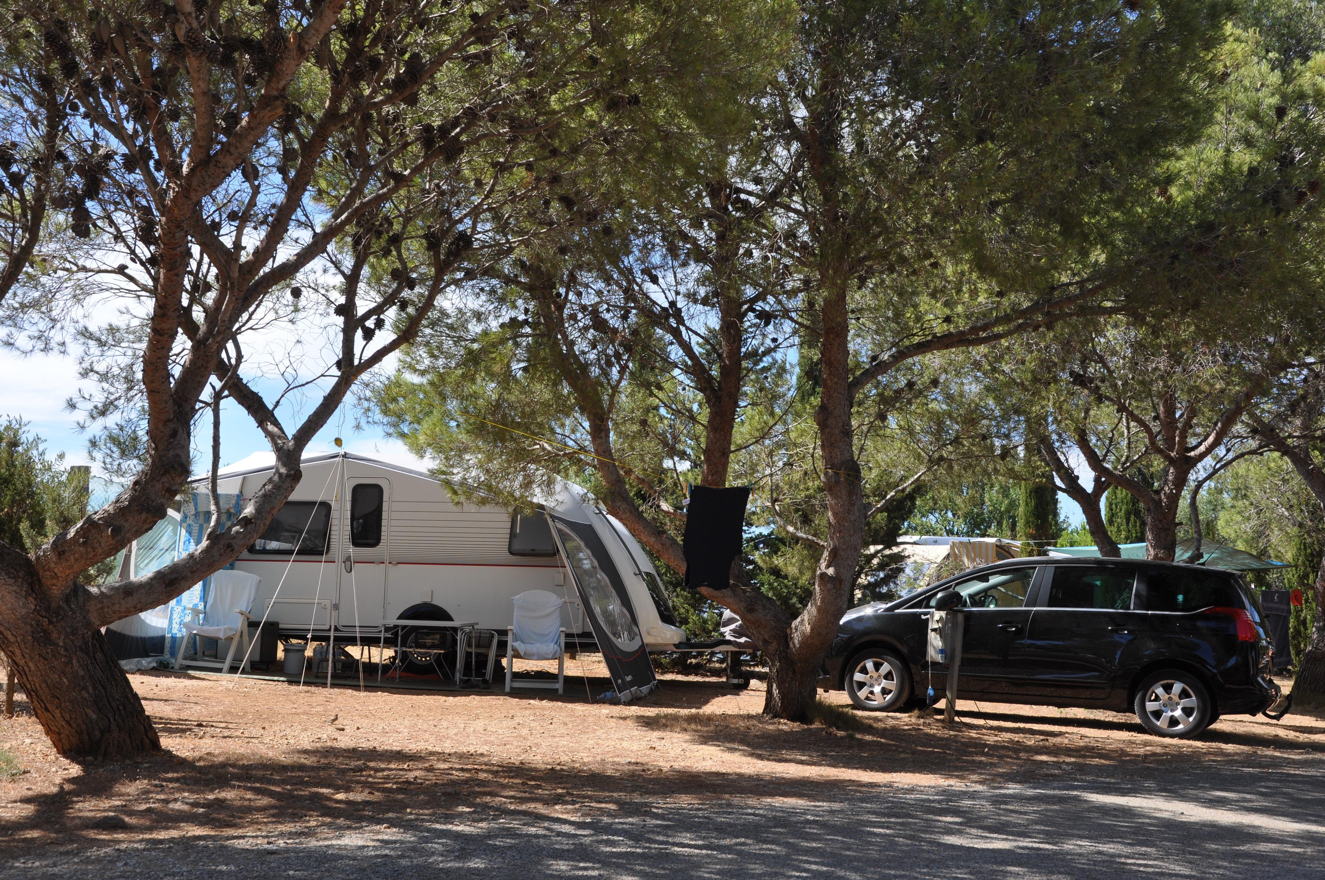 Camping le Fun, Fitou, Aude