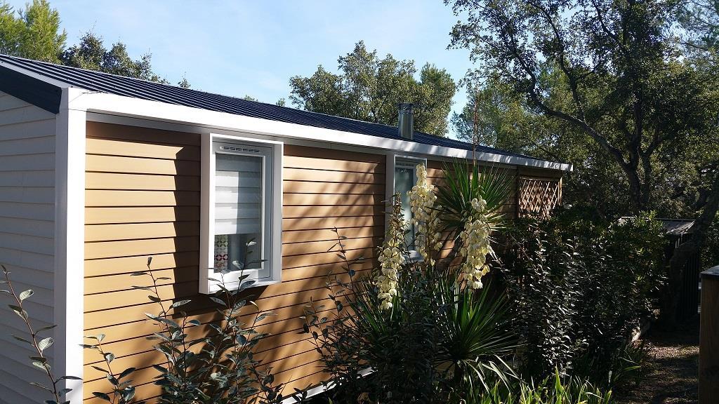 YUCCA   25 M² - 2 chambres - climatisé - TV - terrasse intégrée de 7 m² + 36 m² supplémentaire