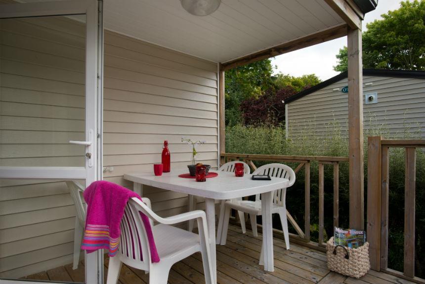 Location - Cottage 'Cormoran' 2 Chambres *** - Yelloh! Village Camping de la Baie de Douarnenez